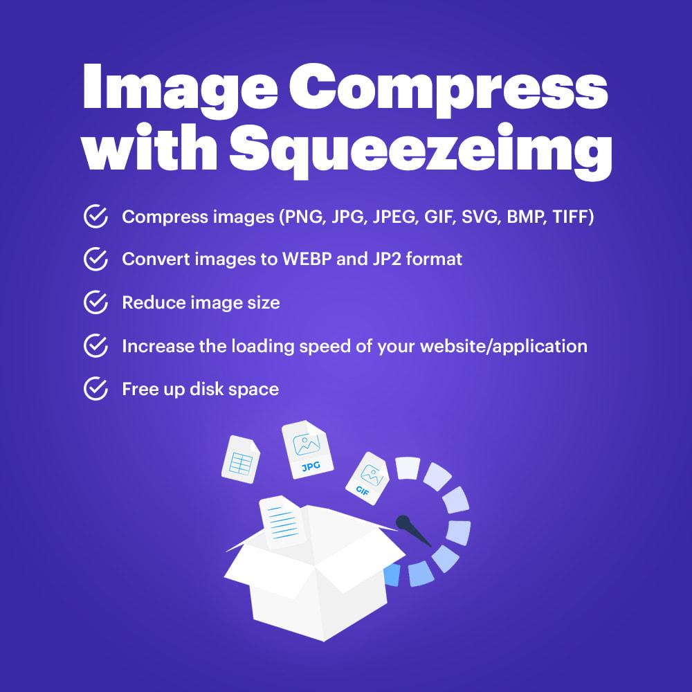 module - Visuels des produits - Image Compress with Squeezeimg + Convert to webp, jp2 - 1