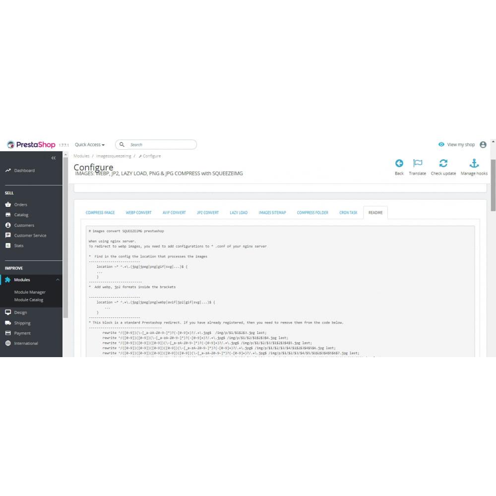 module - Visuels des produits - Image Compress with Squeezeimg + Convert to webp, jp2 - 20