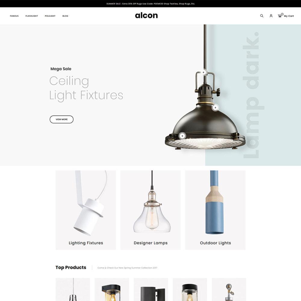 theme - Heim & Garten - Alcon - Lighting Store - 2