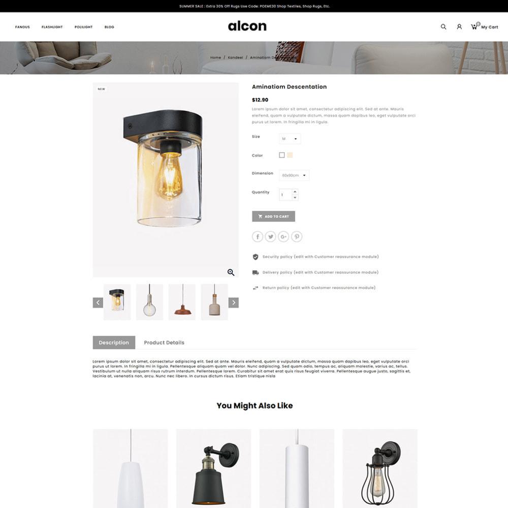 theme - Heim & Garten - Alcon - Lighting Store - 4