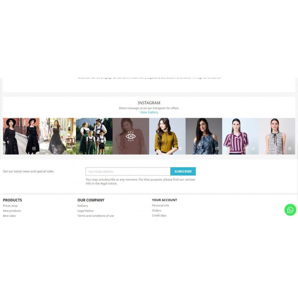 module - Social Widget - Instagram Feed Slider & Carousel with NEW API - 4