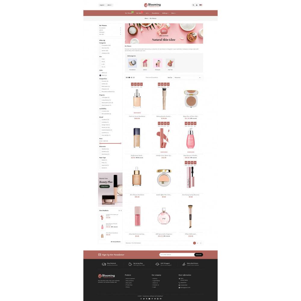theme - Health & Beauty - Blooming Cosmetics & Skin Care - 16