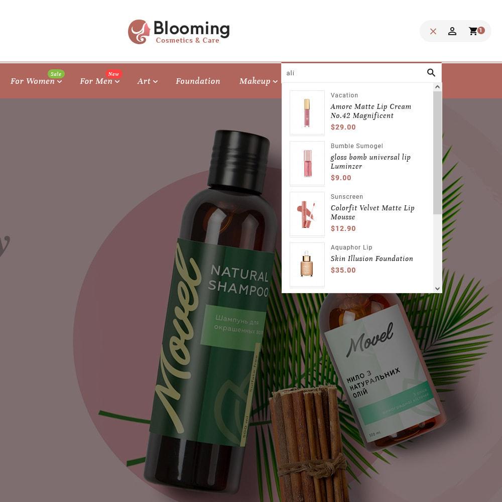 theme - Health & Beauty - Blooming Cosmetics & Skin Care - 25