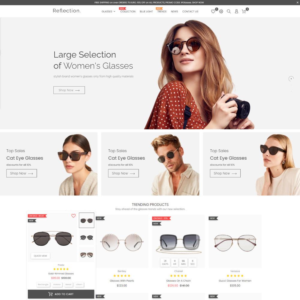 theme - Fashion & Shoes - Glasses - Fashion & Shoes, Jewelry, Clothes, Bags - 2