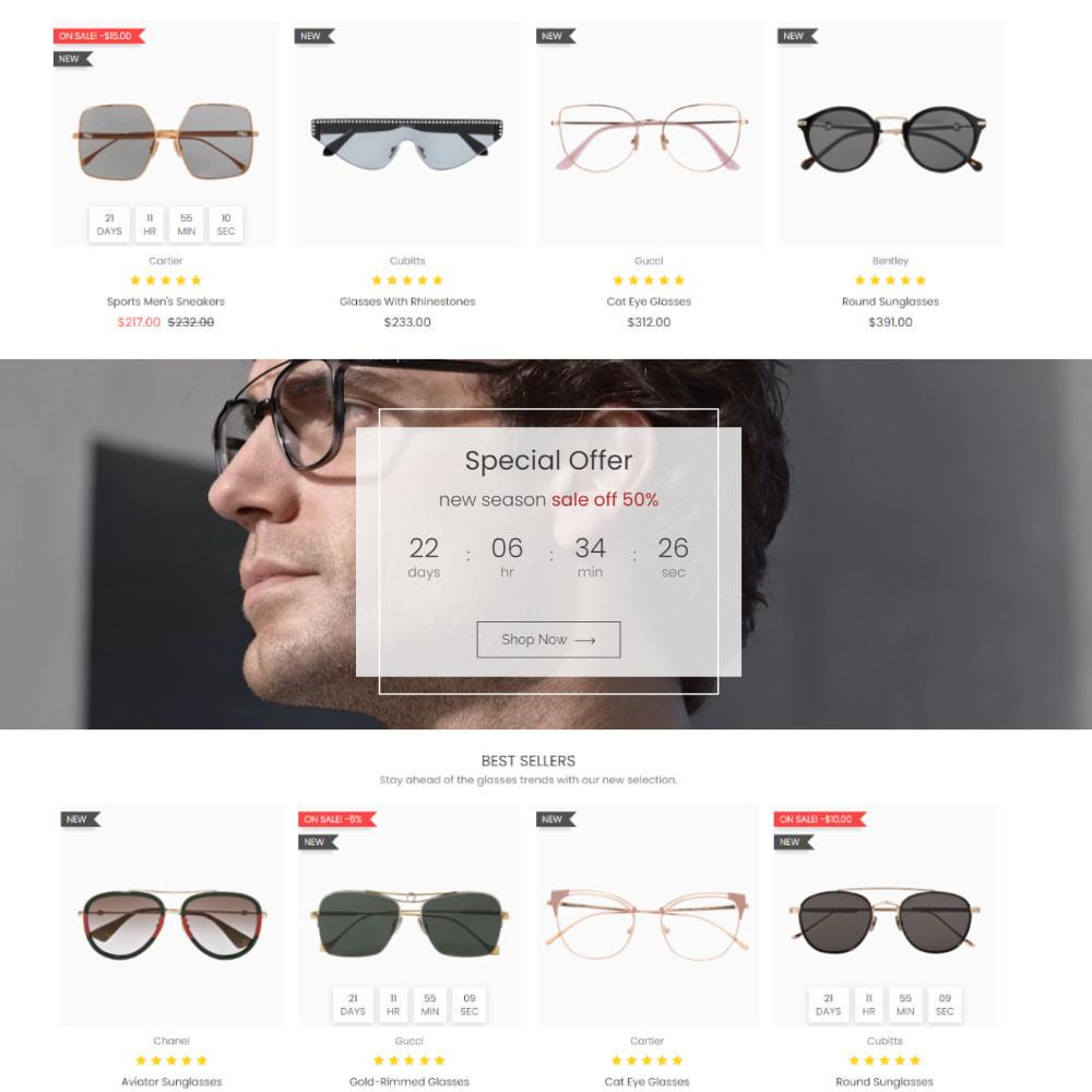 theme - Fashion & Shoes - Glasses - Fashion & Shoes, Jewelry, Clothes, Bags - 3