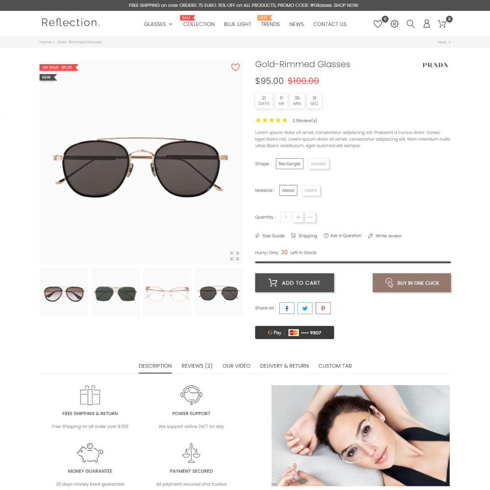 theme - Fashion & Shoes - Glasses - Fashion & Shoes, Jewelry, Clothes, Bags - 6
