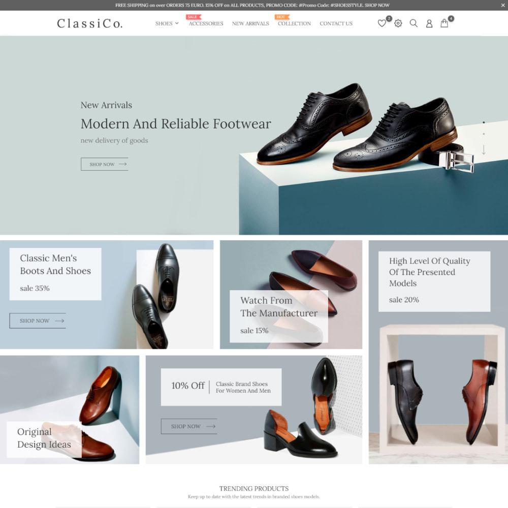 theme - Moda y Calzado - ClassiCo - Fashion & Shoes, Jewelry, Clothes, Bags - 2