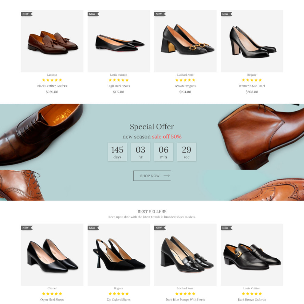 theme - Moda y Calzado - ClassiCo - Fashion & Shoes, Jewelry, Clothes, Bags - 3