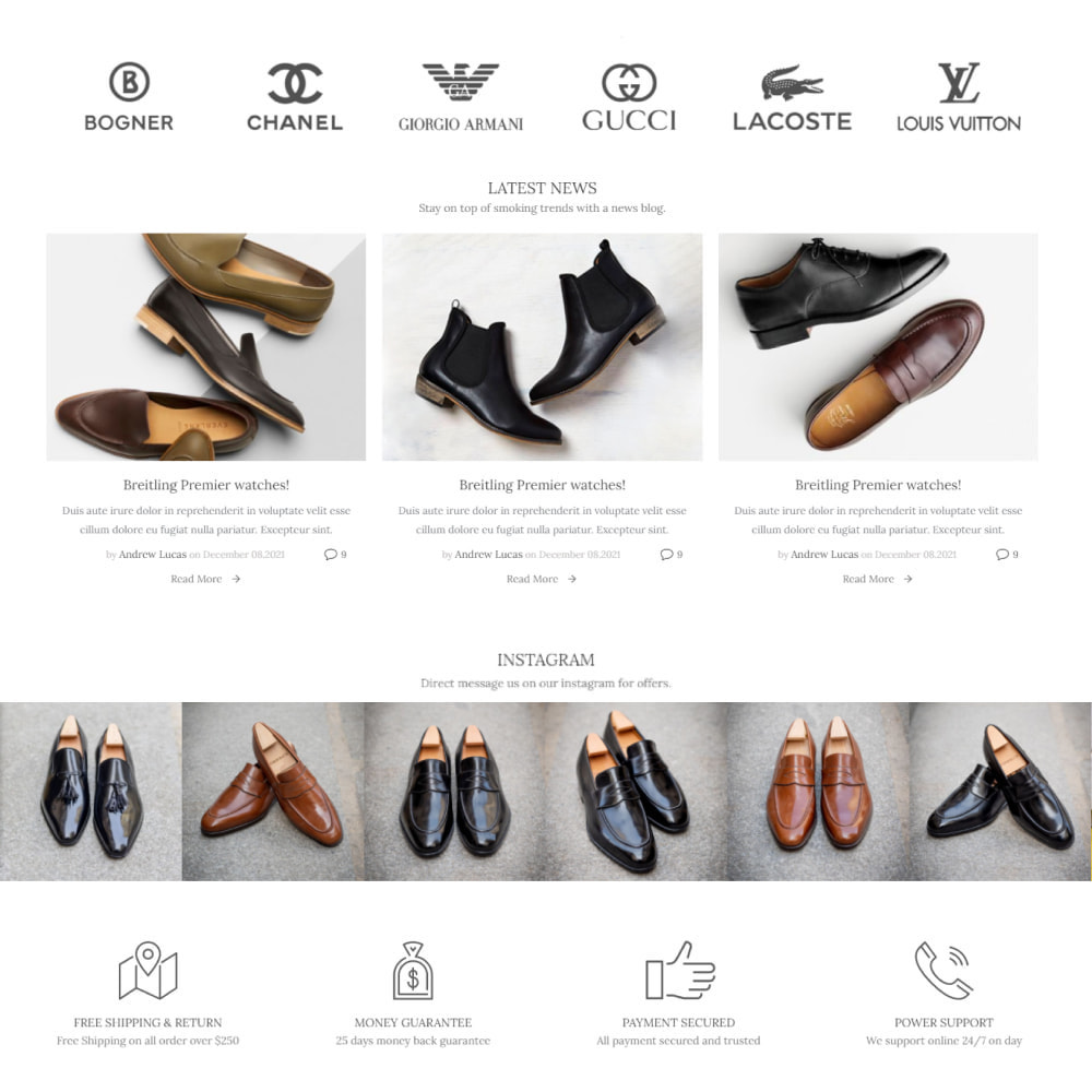 theme - Moda y Calzado - ClassiCo - Fashion & Shoes, Jewelry, Clothes, Bags - 4