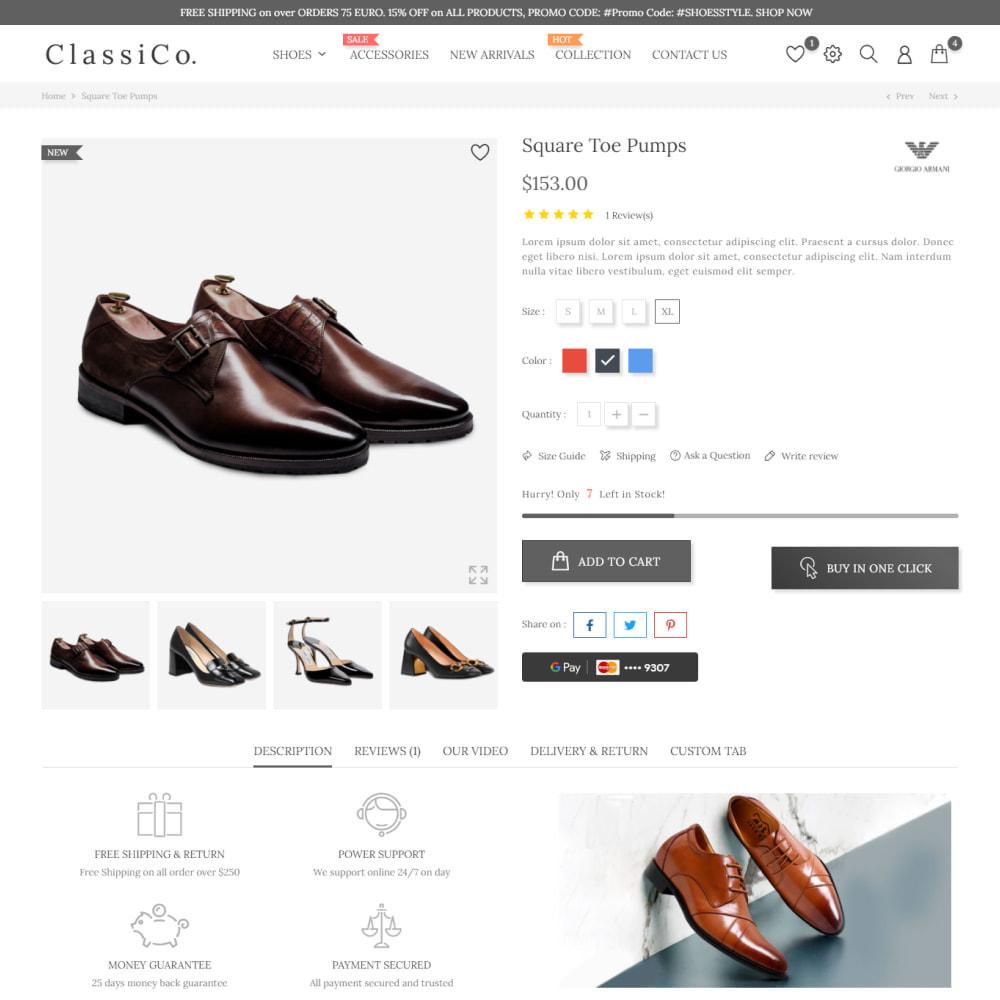 theme - Moda y Calzado - ClassiCo - Fashion & Shoes, Jewelry, Clothes, Bags - 6