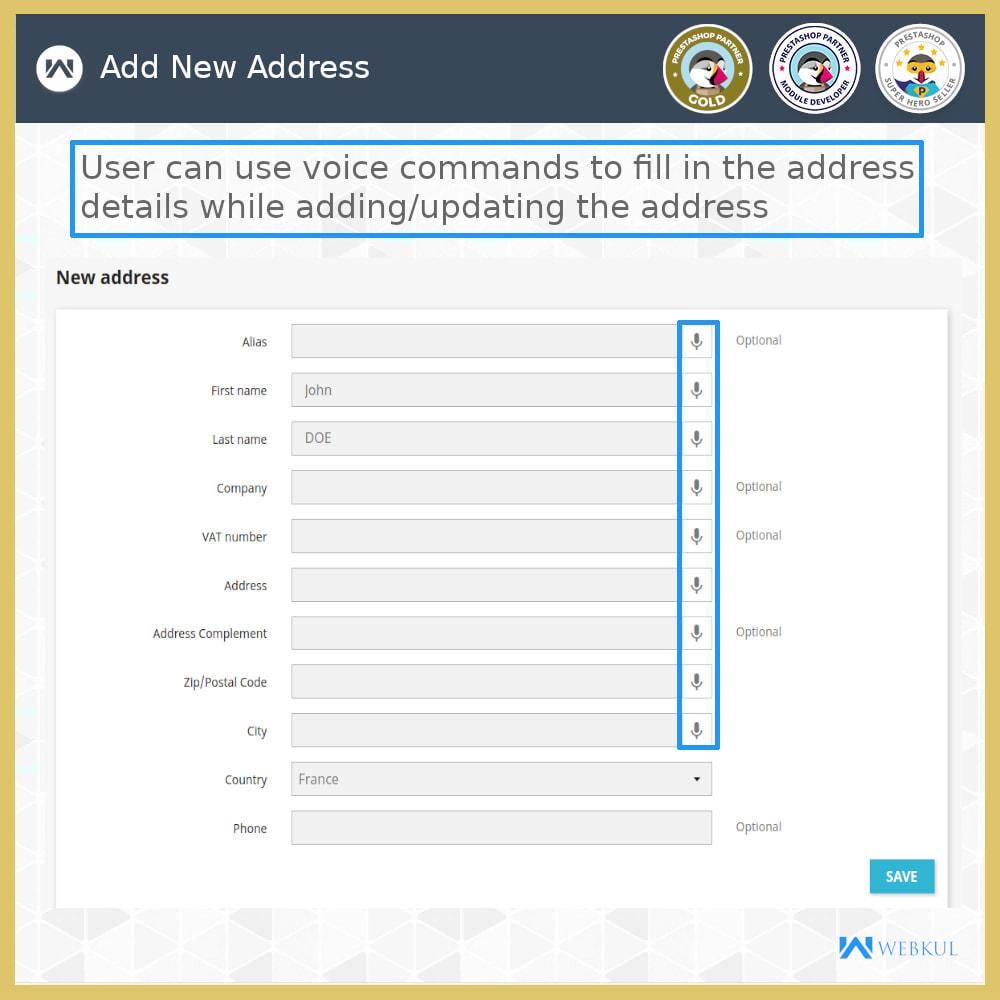 module - SEO - Voice Search | Voice Recognition System - 4