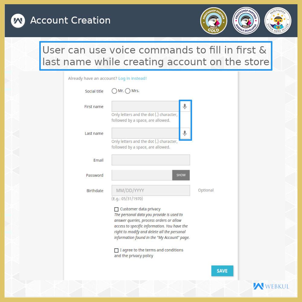 module - SEO - Voice Search | Voice Recognition System - 6
