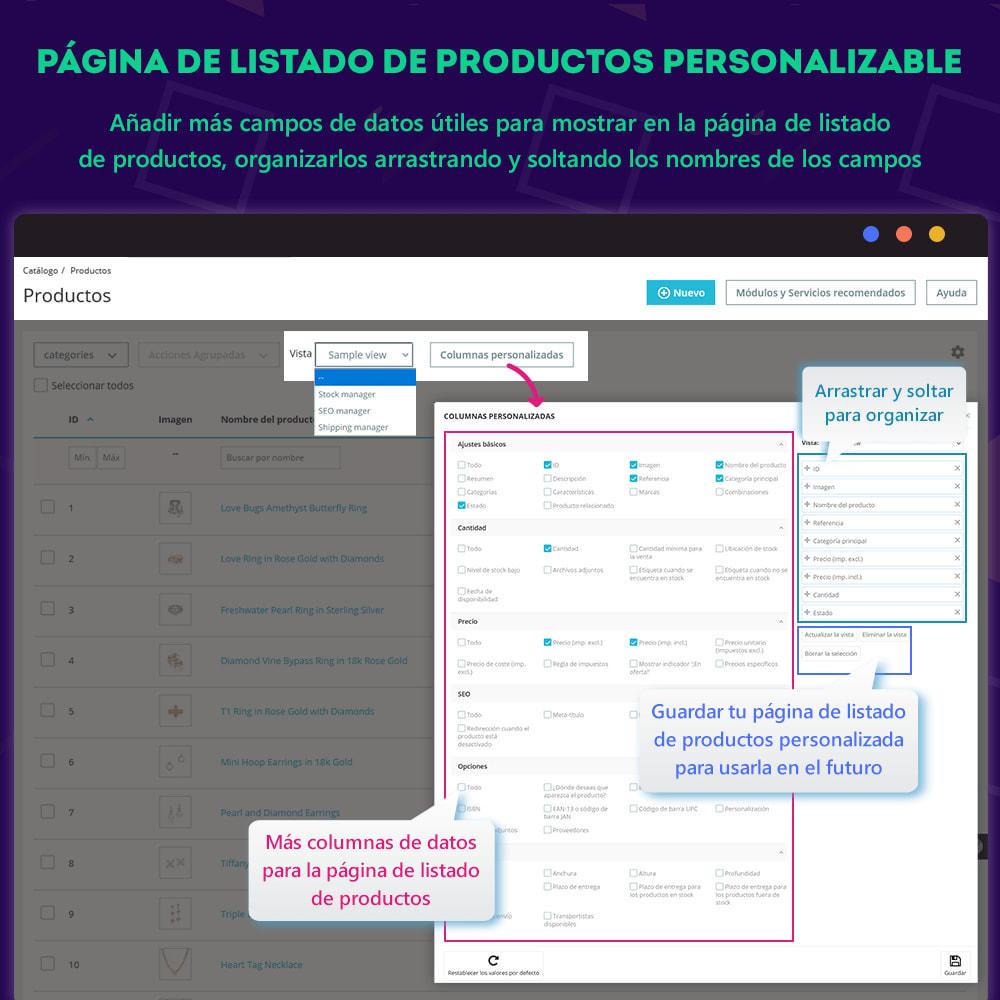 module - Edición Rápida y Masiva - Product Manager - Edición masiva / edición rápida - 4