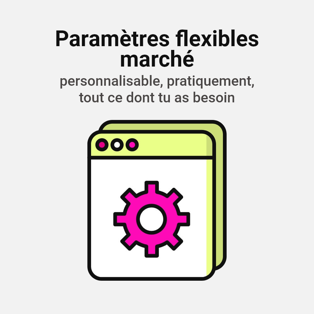 module - Création de Marketplace - EW Marché - 2