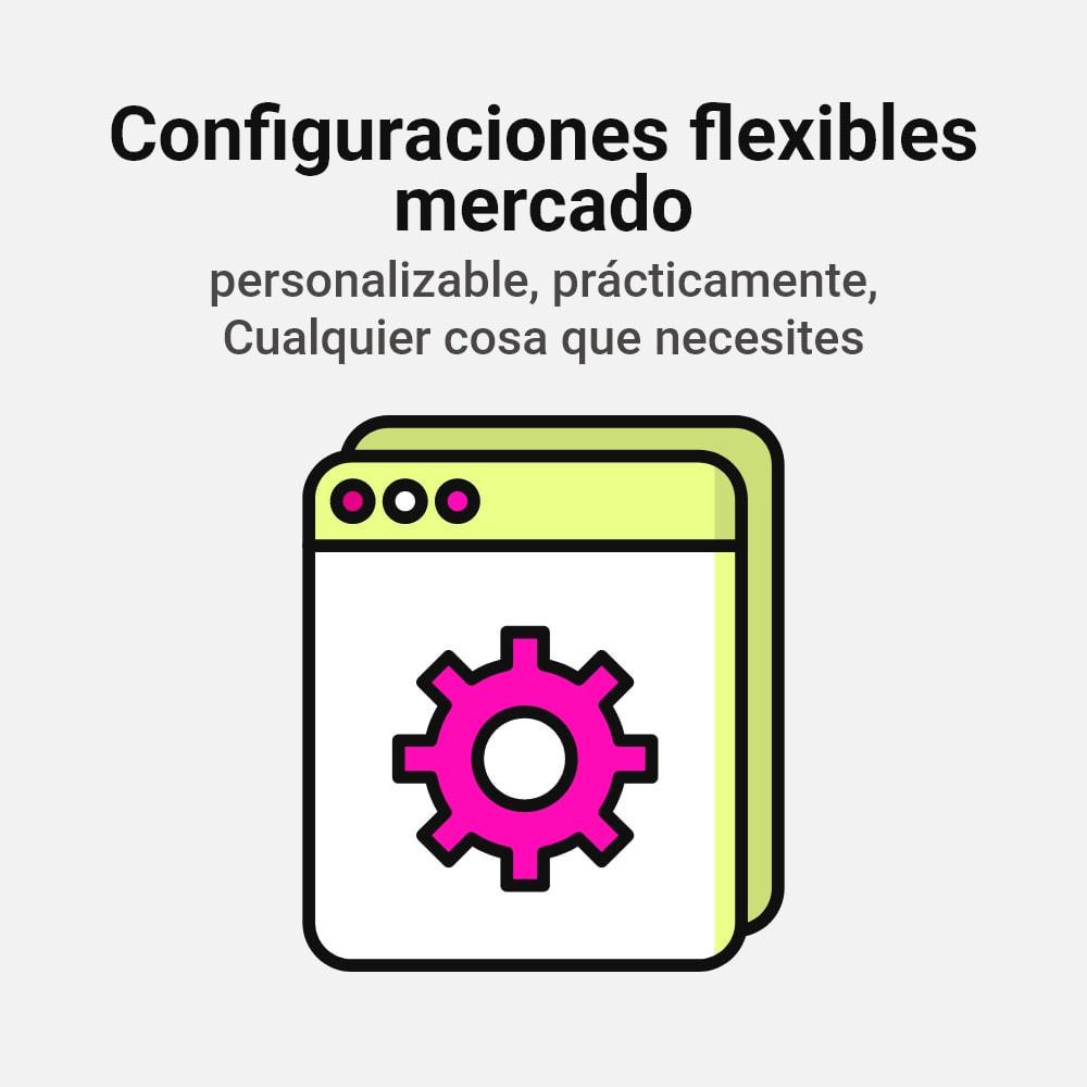 module - Creación de Marketplace - EW Mercado - 2