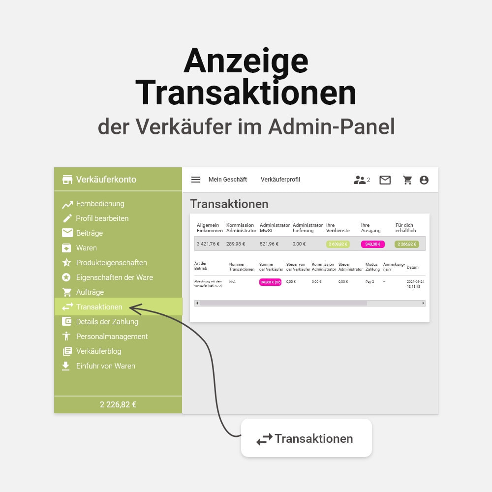 module - Marketplace Erstellen - EW Marktplatz - 10