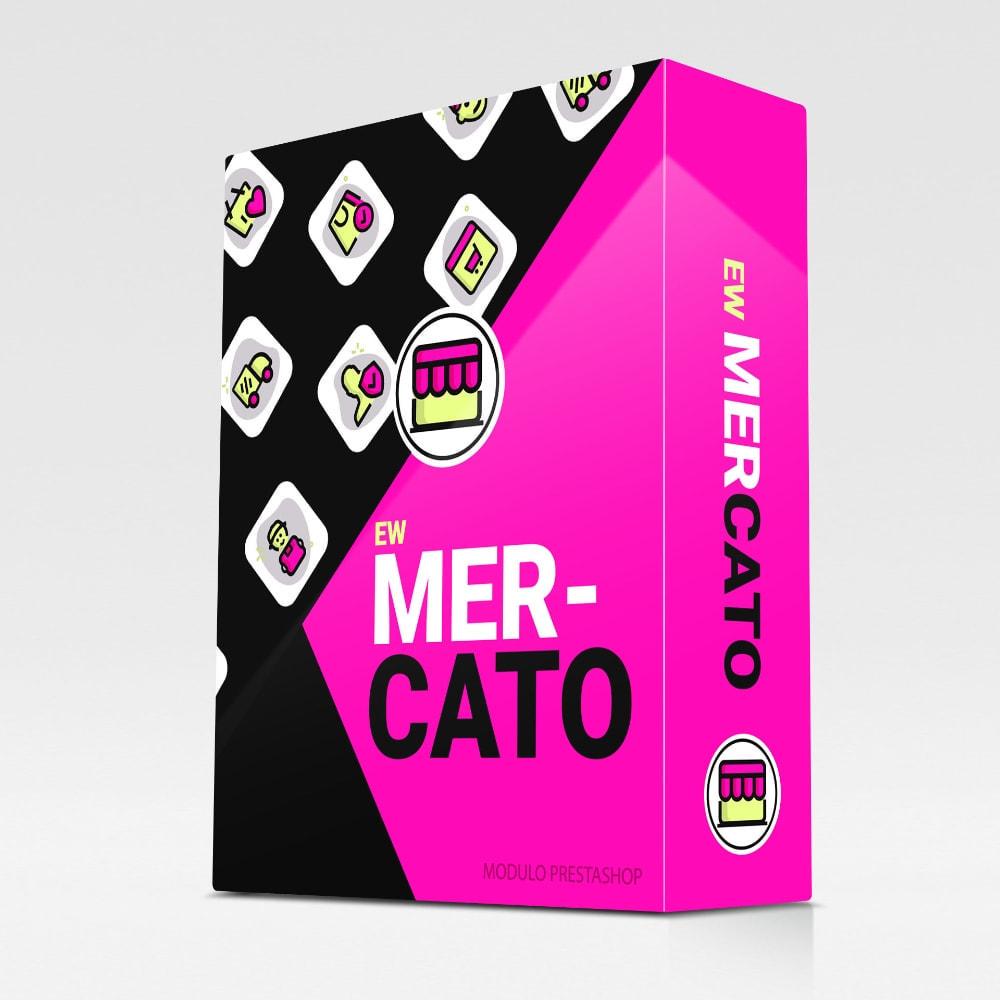 module - Creazione Marketplace - EW Mercato - 1