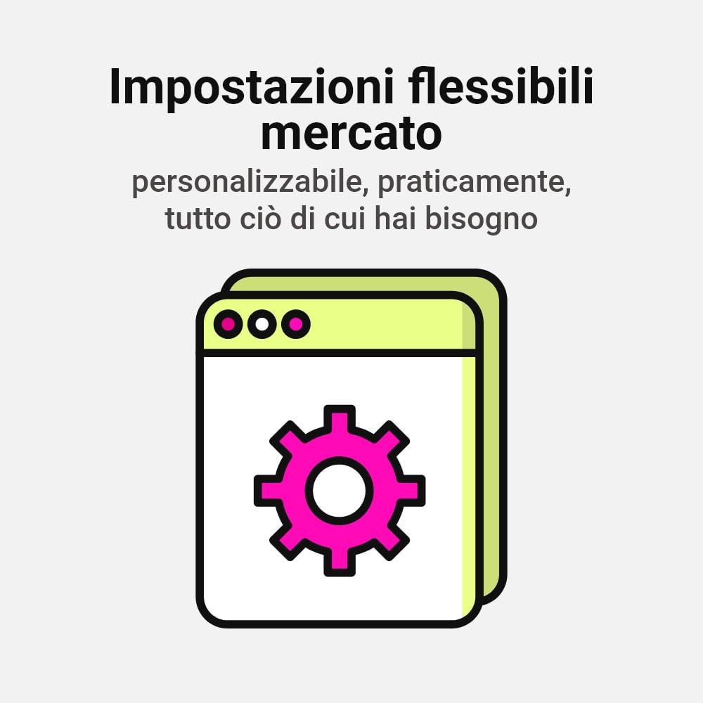 module - Creazione Marketplace - EW Mercato - 2