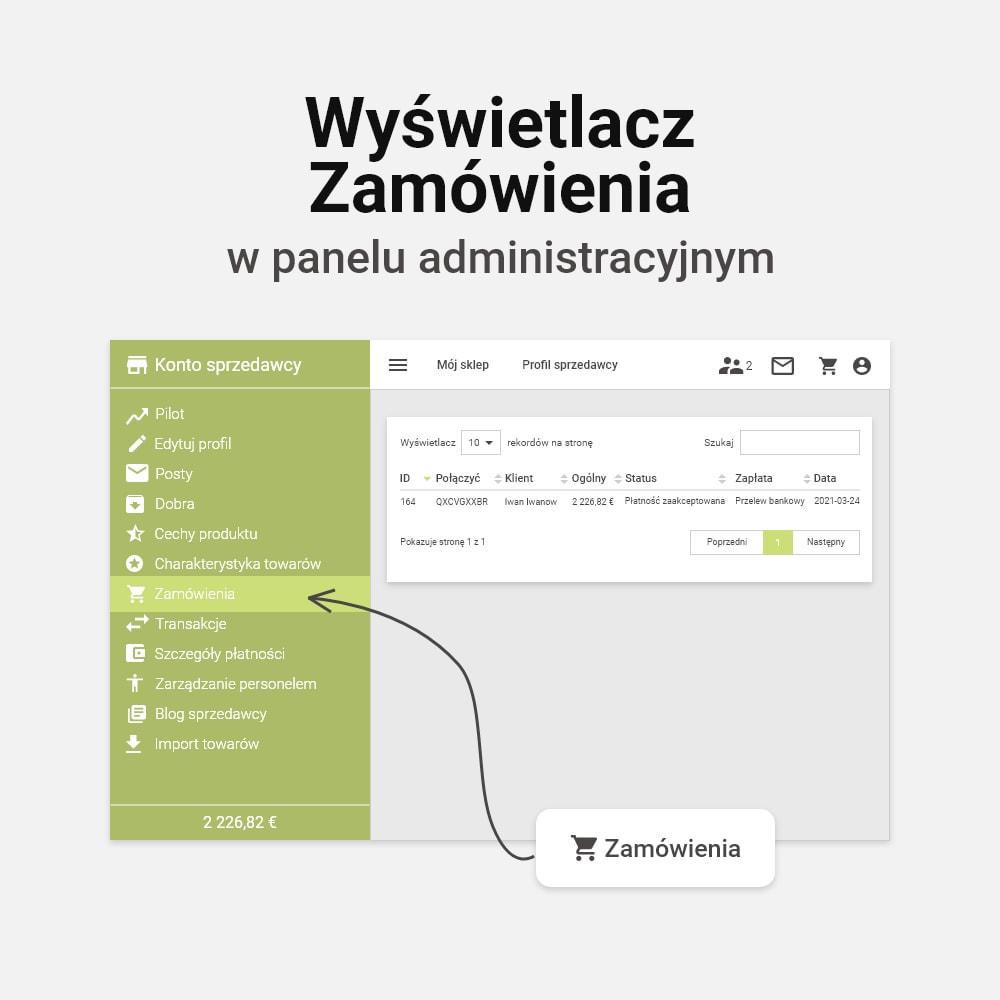 module - Stworzenia platformy handlowej - EW Marketplace - 9