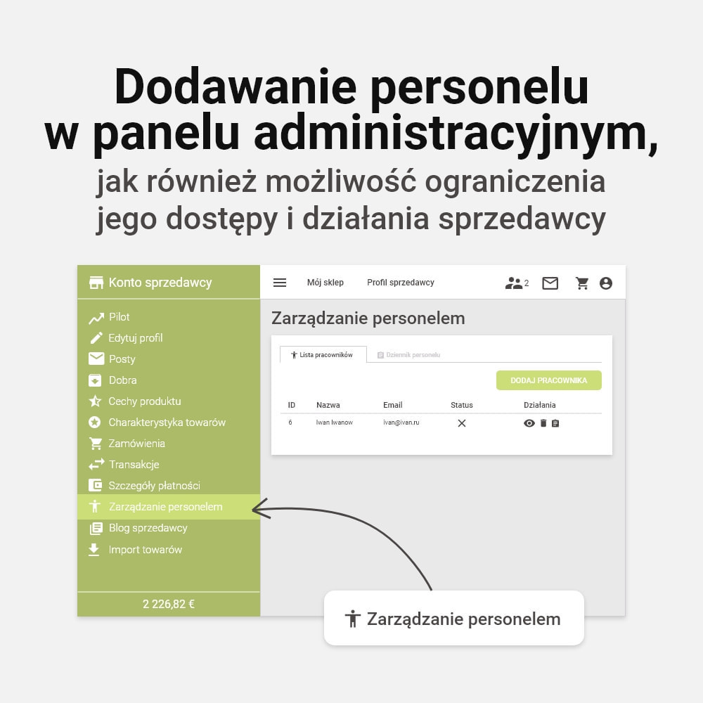 module - Stworzenia platformy handlowej - EW Marketplace - 12