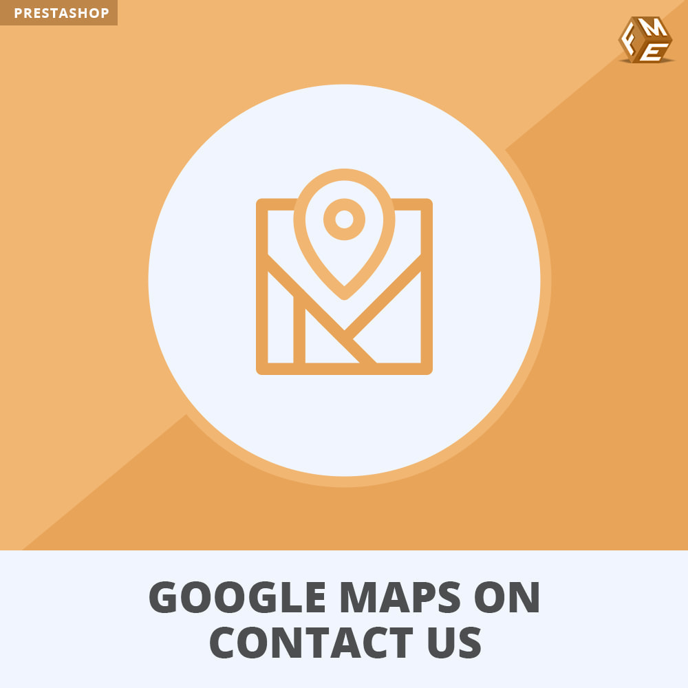 module - International & Localization - Google Maps on Contact us, with captcha, Multi store - 1