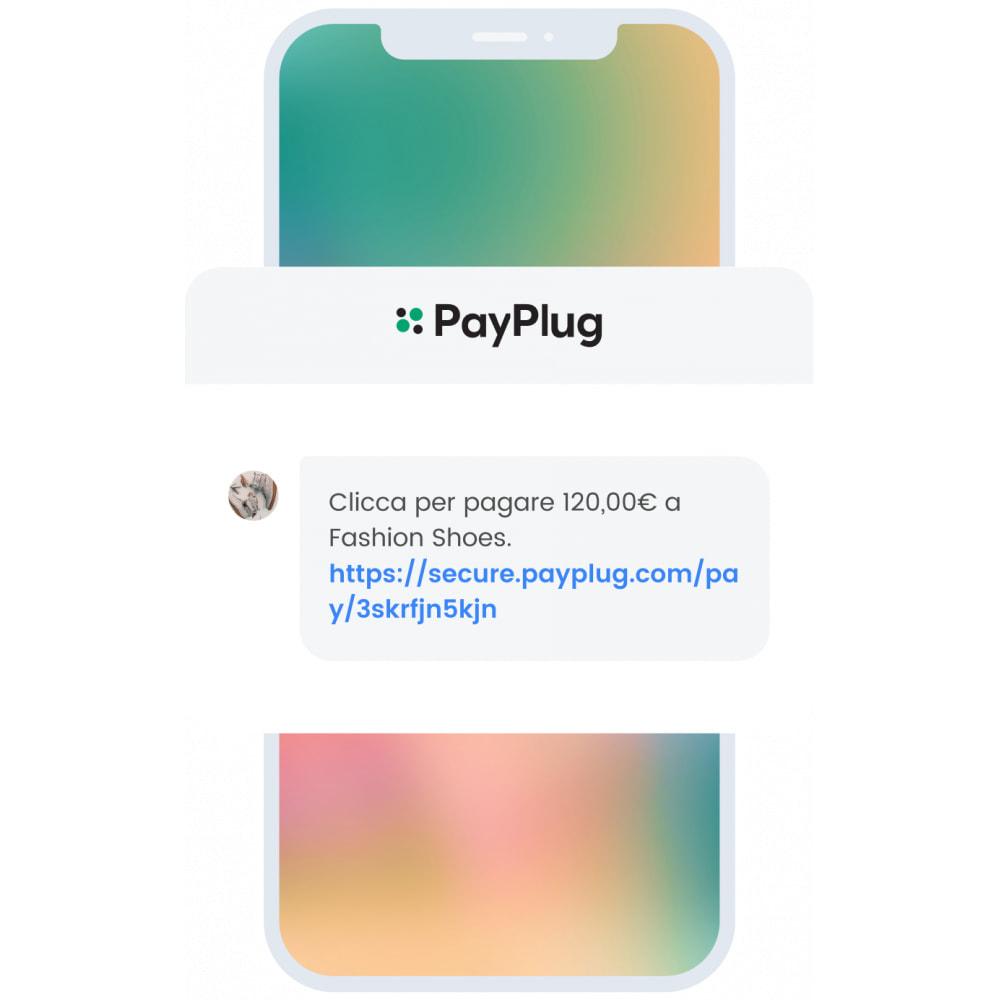 module - Pagamento con Carta di Credito o Wallet - Modulo PayPlug - Accetta i pagamenti ovunque si trovino i tuoi clienti - 2
