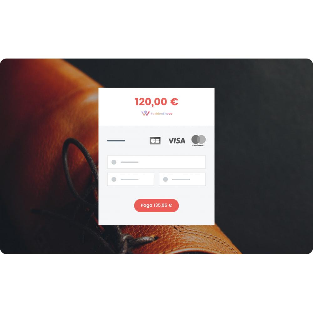 module - Pagamento con Carta di Credito o Wallet - Modulo PayPlug - Accetta i pagamenti ovunque si trovino i tuoi clienti - 10