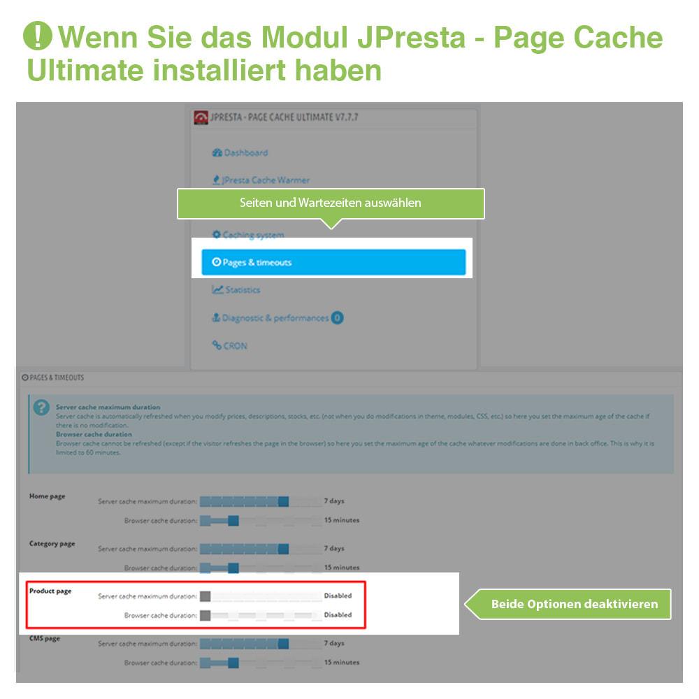 module - Kundenbewertungen - Store und Produkt Bewertungen + Google Rich Snippets - 42