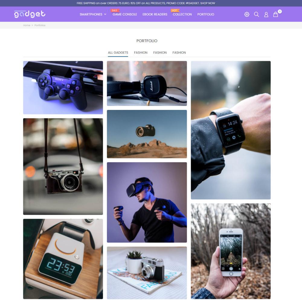 module - Blog, Forum & News - Portfolio Gallery with Masonry Effect - 4