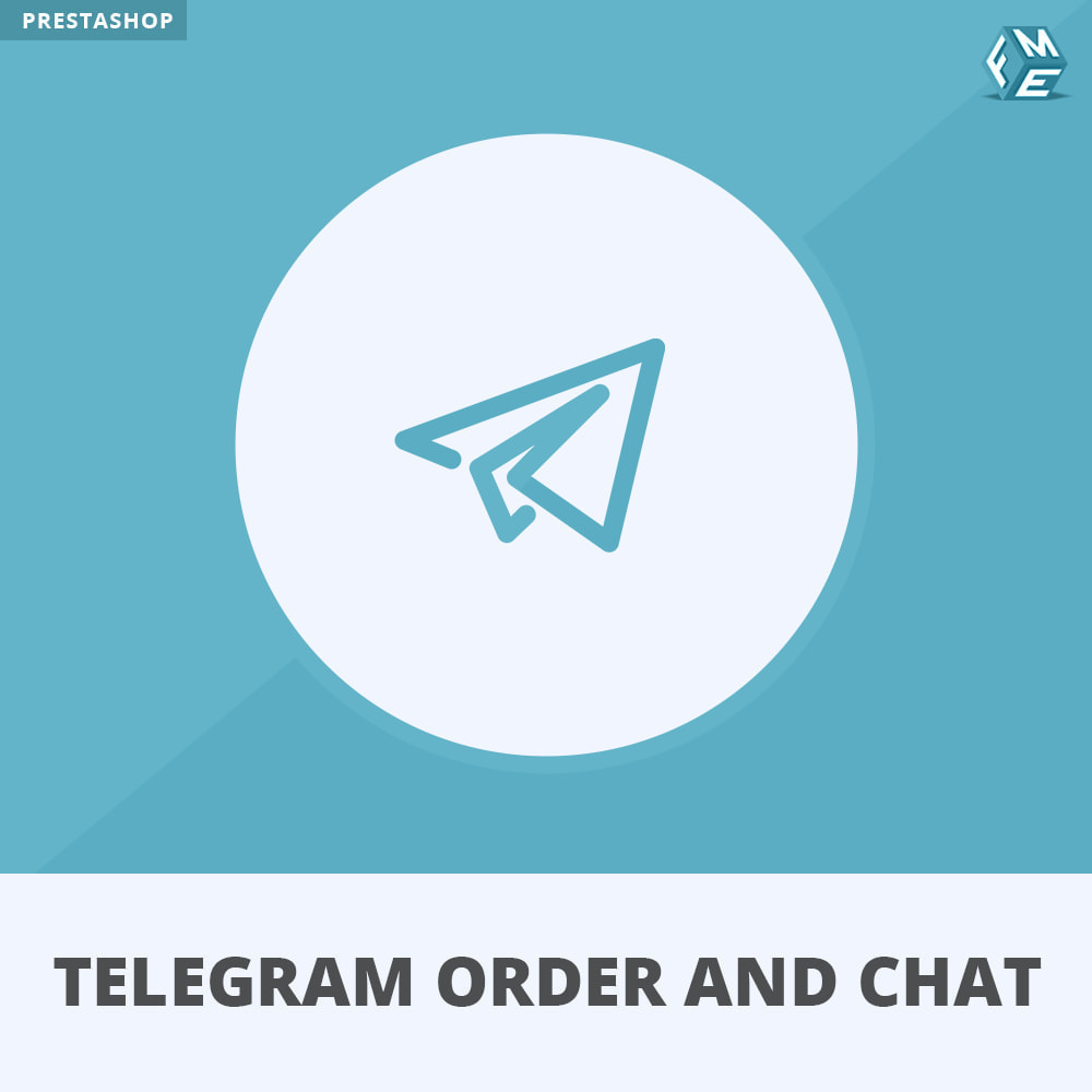 module - Support & Online Chat - Telegram Order and Telegram Chat - 1