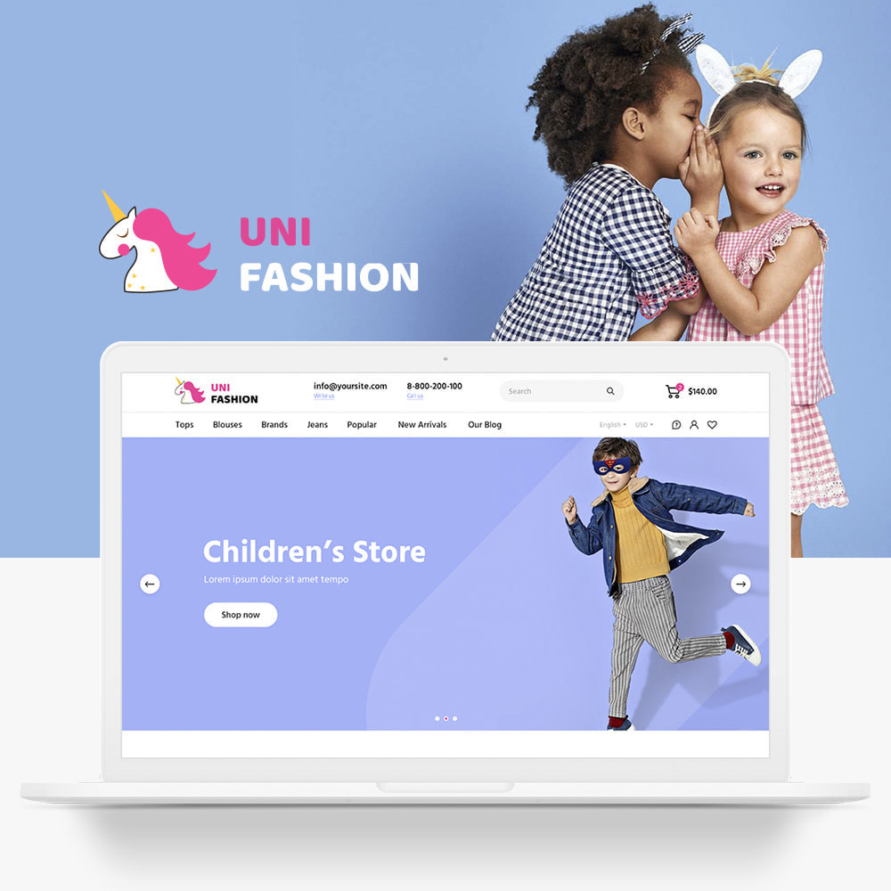 theme - Bambini & Giocattoli - UniFashion - 1