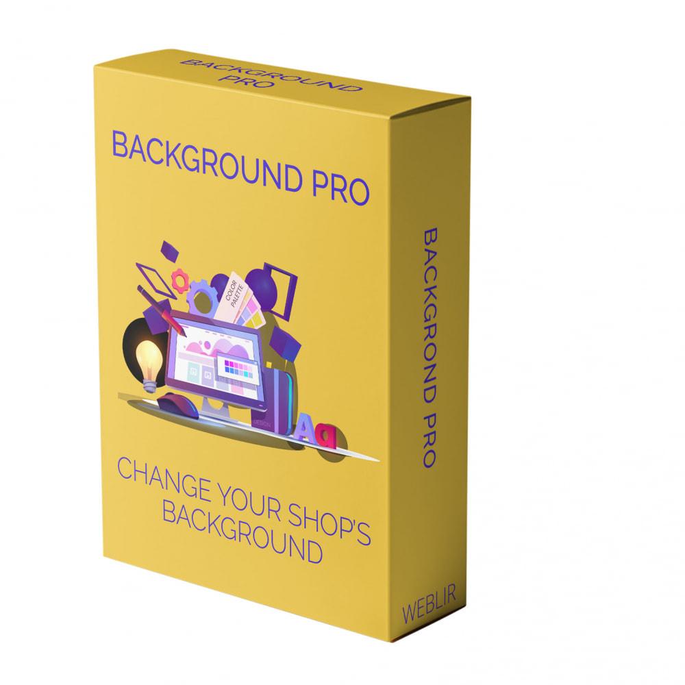 module - Page Customization - Background PRO - Modern Multi Backgrounds - 1