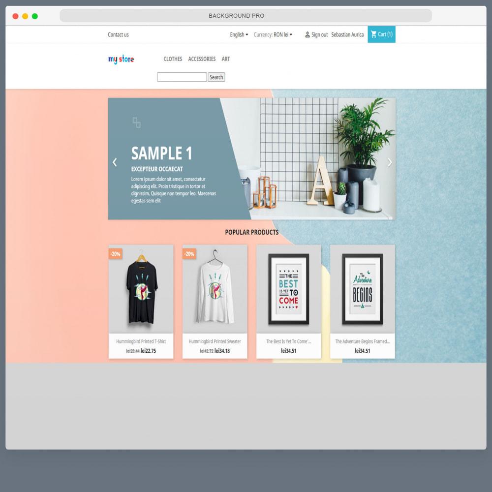module - Page Customization - Background PRO - Modern Multi Backgrounds - 10