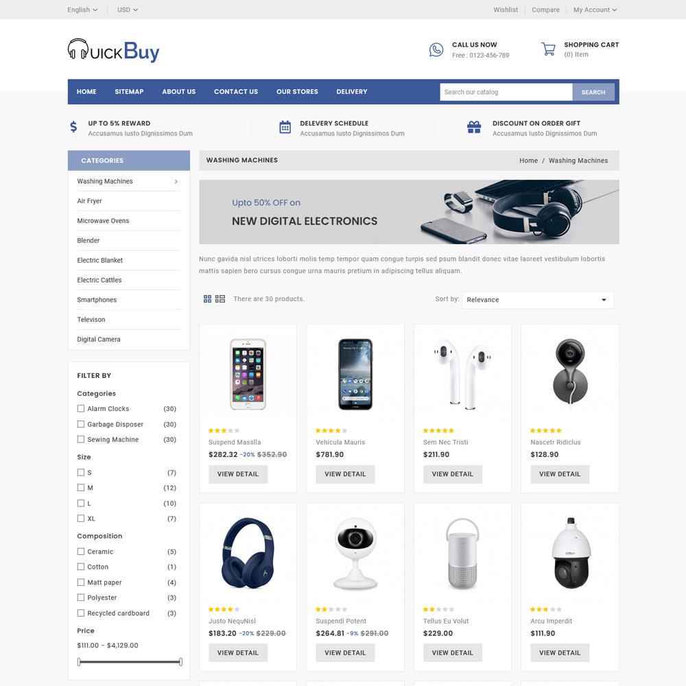 theme - Электроника и компьютеры - Quick Buy - Electronic Store - 3