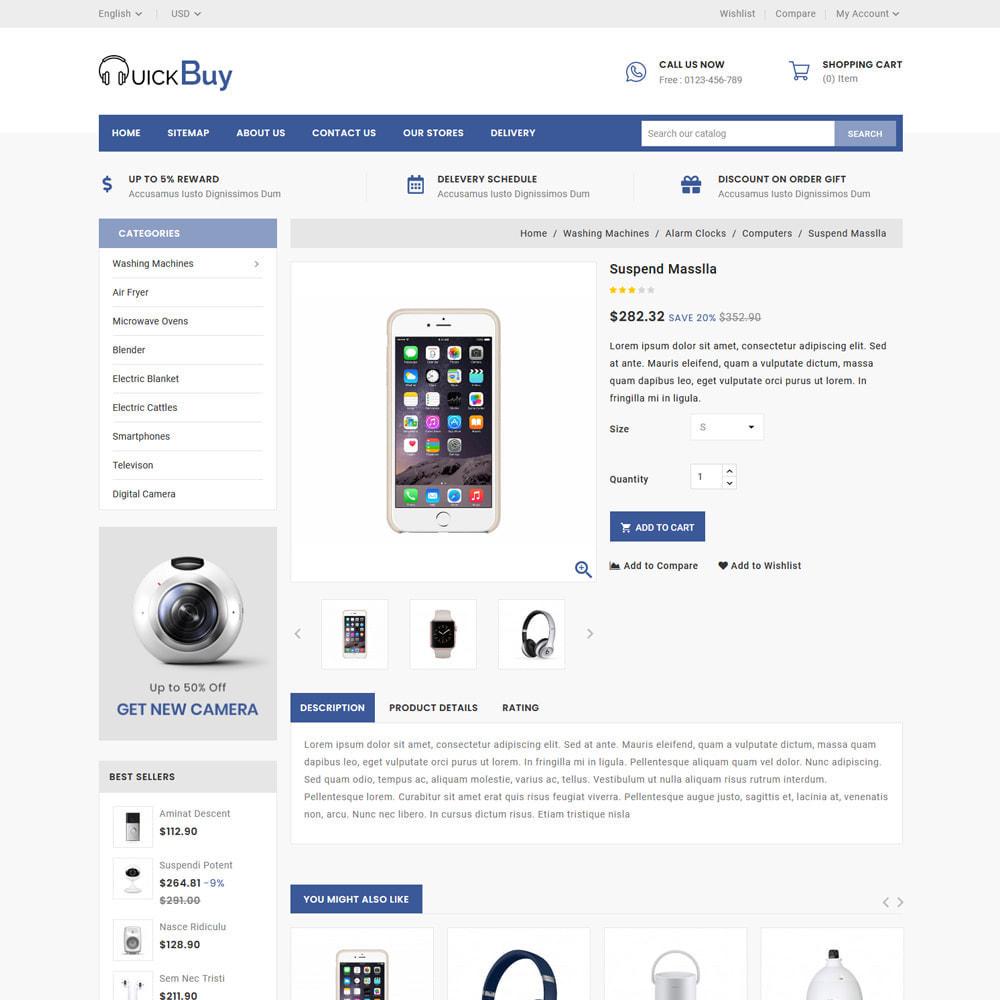 theme - Электроника и компьютеры - Quick Buy - Electronic Store - 4