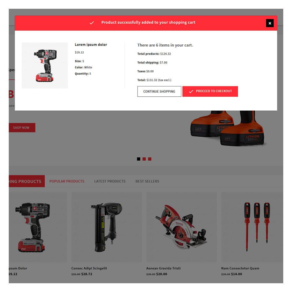 theme - Electronics & Computers - RevTools Tools Store - 6