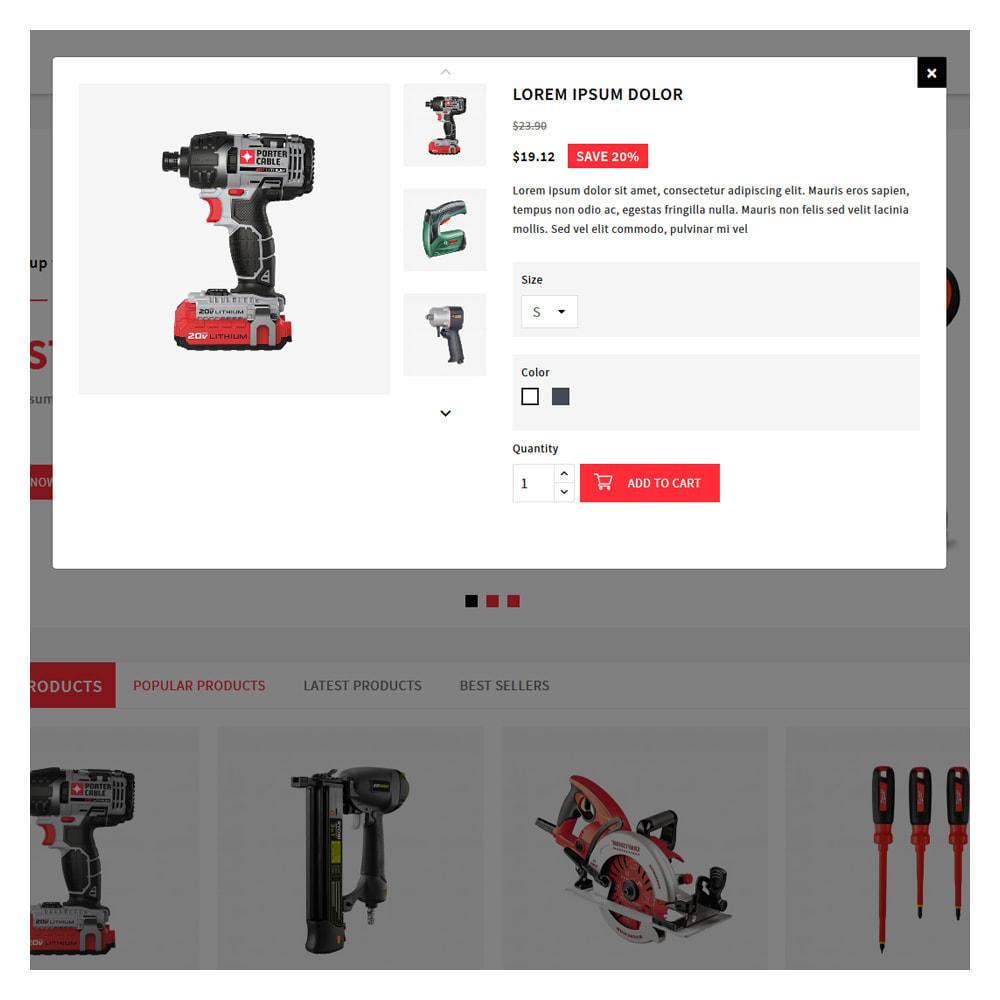 theme - Electronics & Computers - RevTools Tools Store - 9