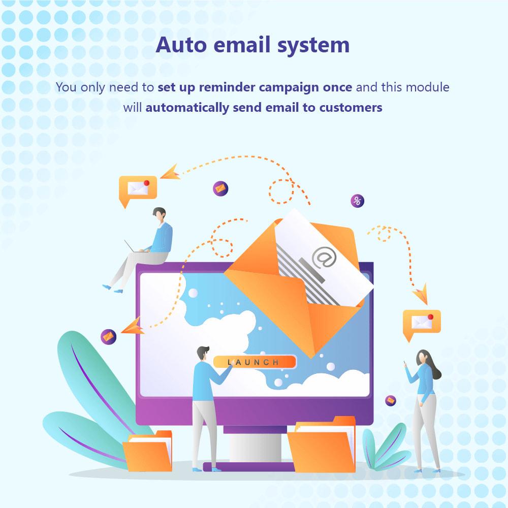 module - Remarketing & Achtergelaten winkelmanden - Abandoned Cart Reminder + Auto Email - 4
