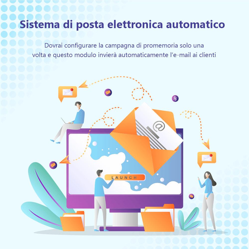 module - Remarketing & Carrelli abbandonati - Promemoria carrello abbandonato + Email automatica - 4