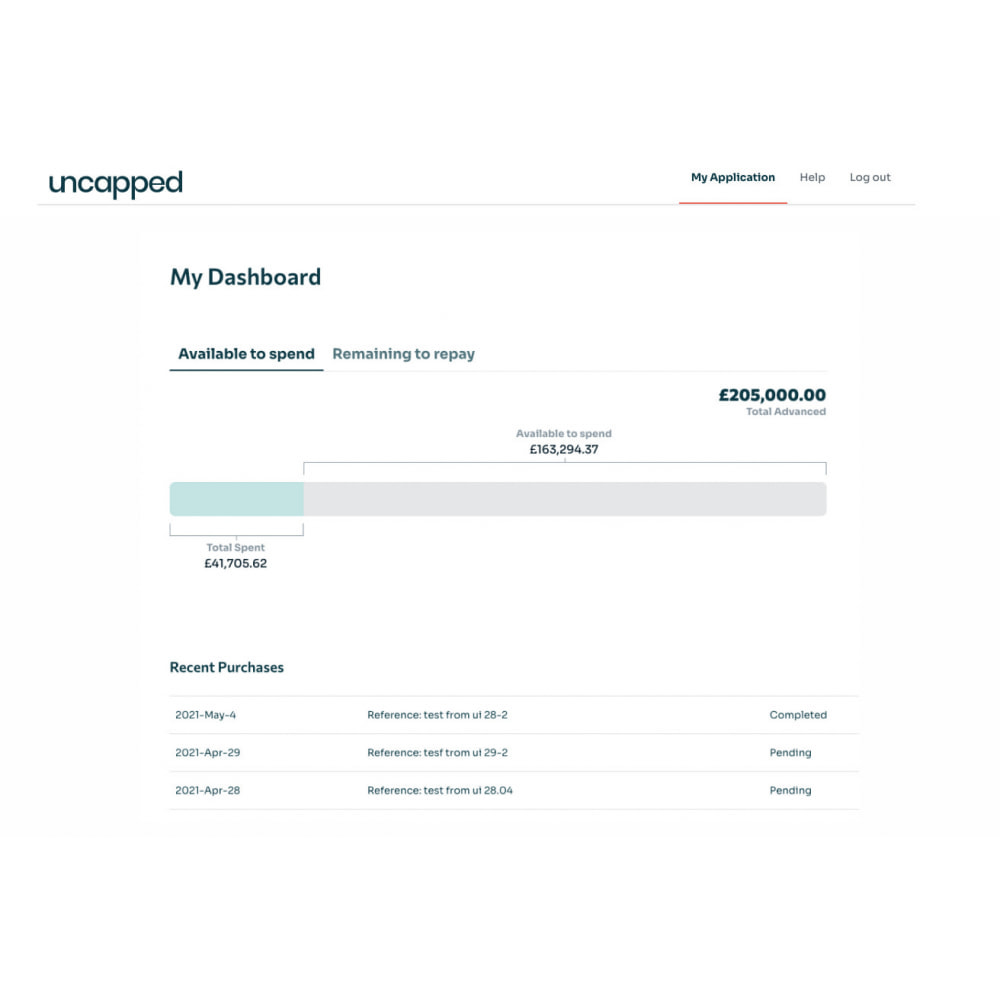 service - Marketplaces - Uncapped - get up to €5M in funding - 4