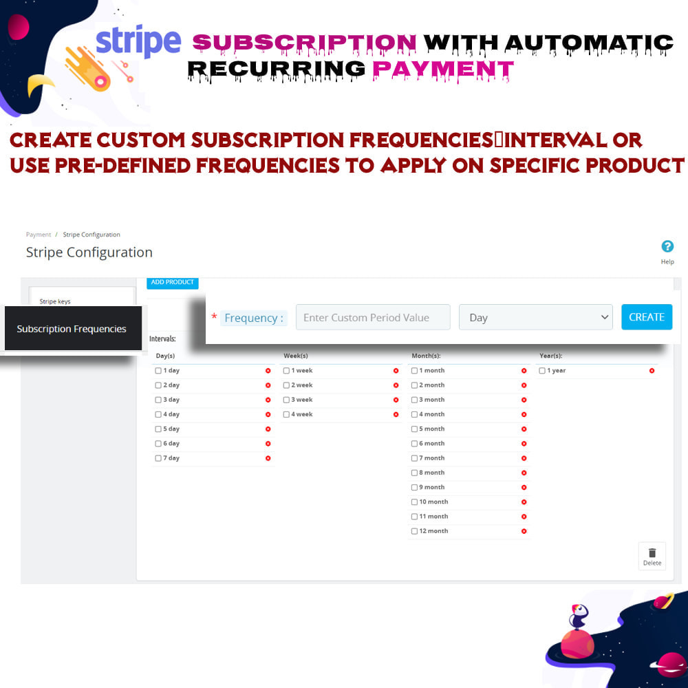 module - Inne środki płatności - Stripe Subscription with Automatic Recurring Payment - 4