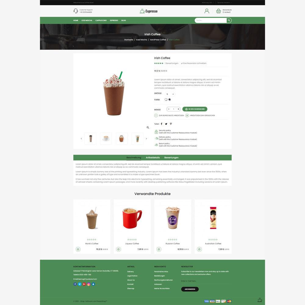 theme - Getränke & Tabak - Expresso Coffee Store - 4