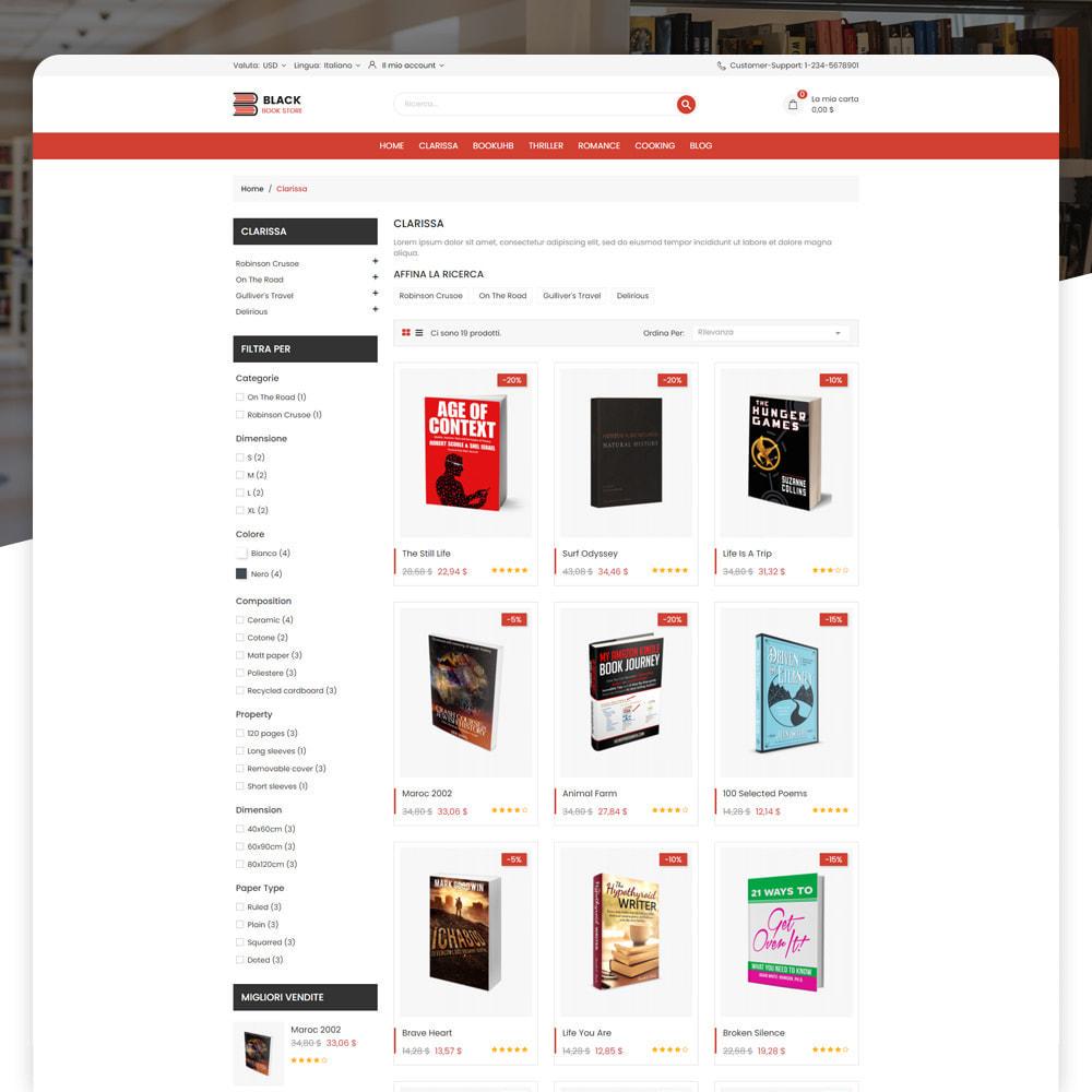theme - Arte & Cultura - Libro Store - 4