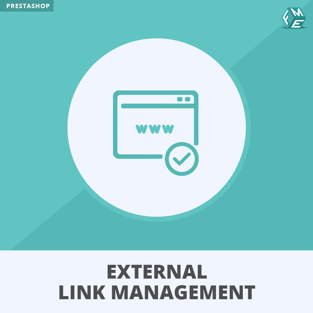 module - URL & Omleidingen - External Link Management : Manage Outbound Links - 1