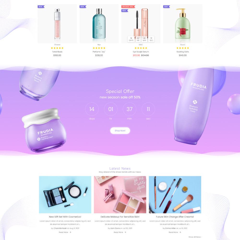 theme - Gesundheit & Schönheit - Beauty Secret - Health & Cosmetics, Medicine, Drug, Art - 3