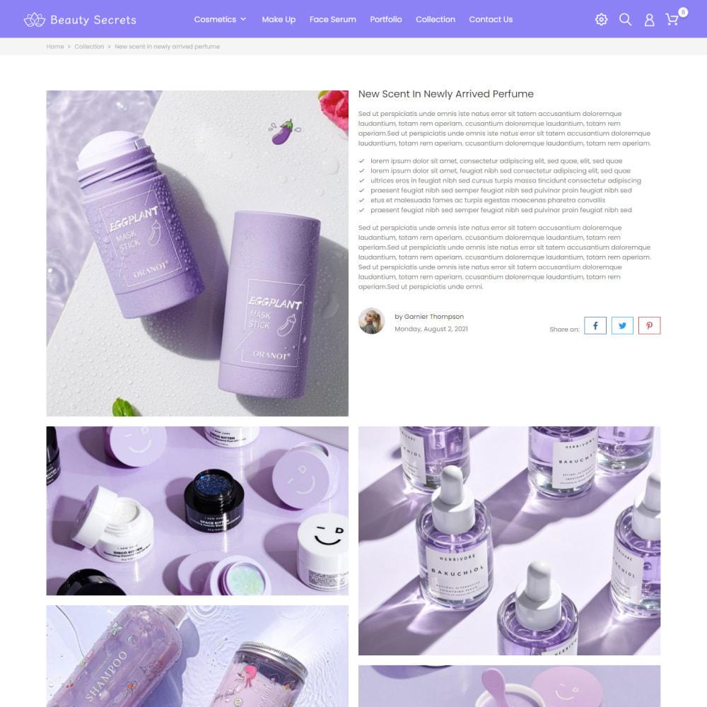 theme - Gesundheit & Schönheit - Beauty Secret - Health & Cosmetics, Medicine, Drug, Art - 6