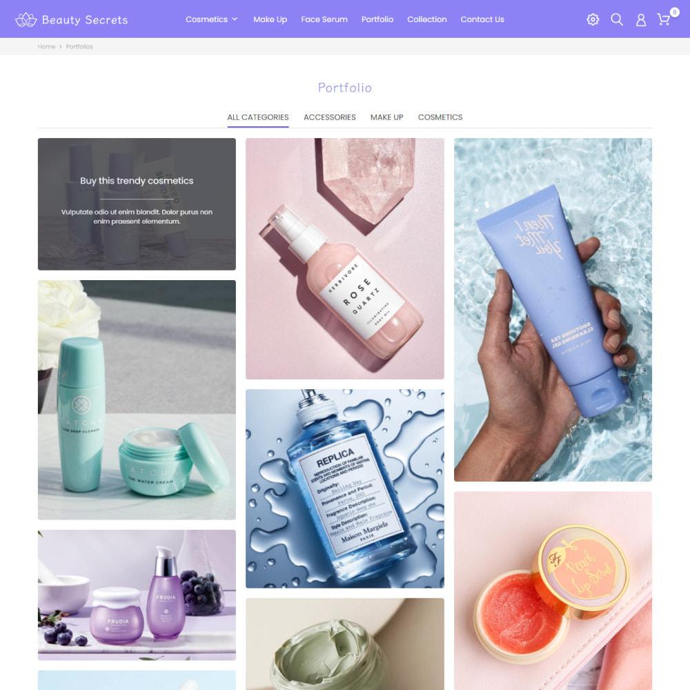 theme - Gesundheit & Schönheit - Beauty Secret - Health & Cosmetics, Medicine, Drug, Art - 7