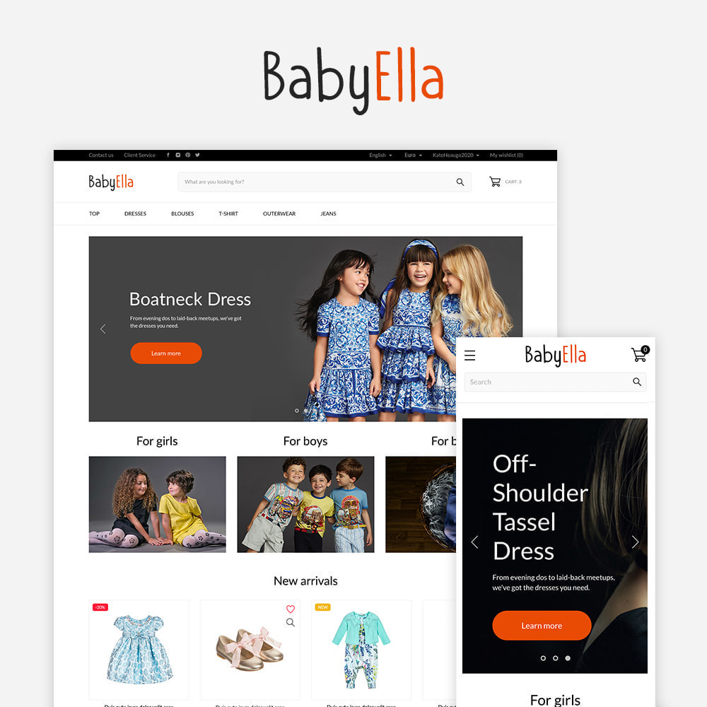 theme - Kinder & Spielzeug - BabyElla - 1