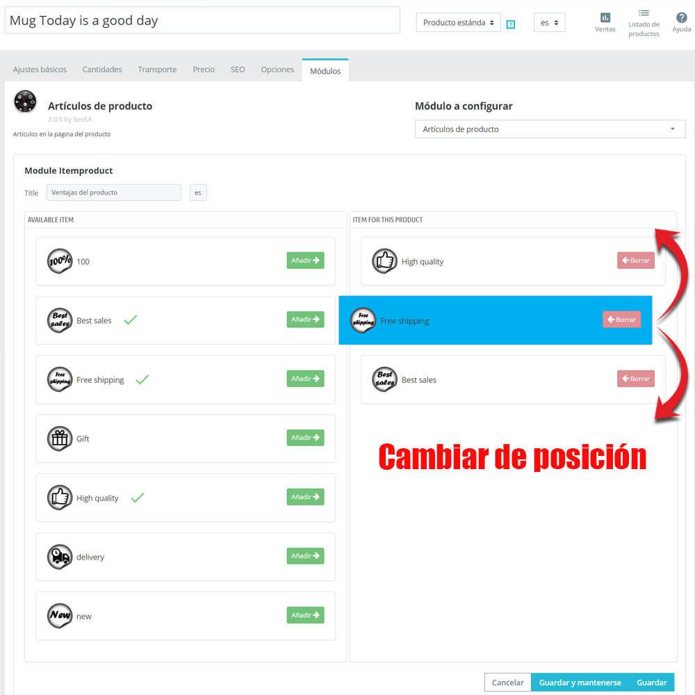 module - Etiquetas y Logos - Iconos de widgets personalizados - 9