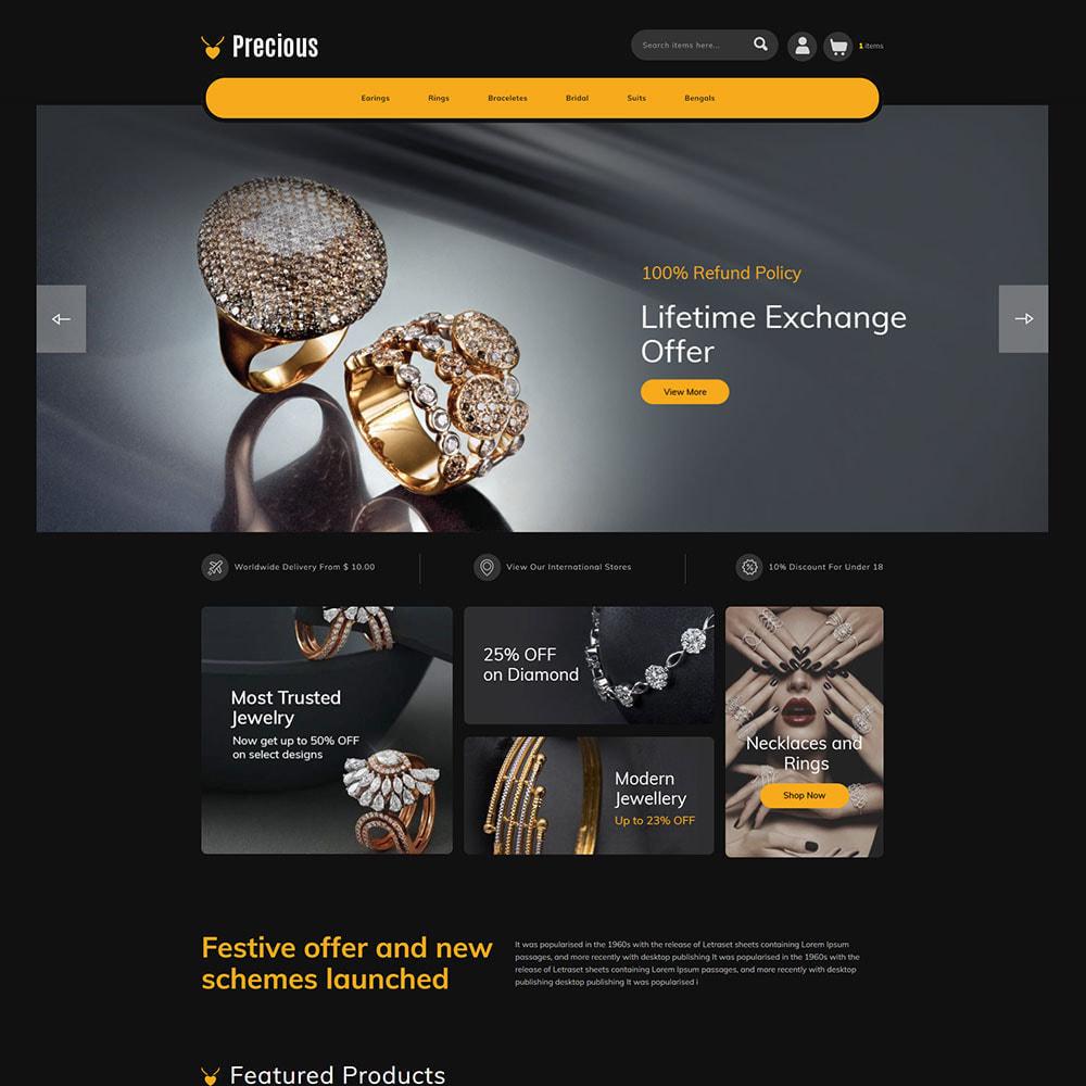 theme - Jewelry & Accessories - Jewellery Diamond Gold Silver - Precious Jewellery - 2